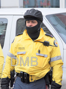 """Bubbles"" Officer Adam Josephs Toronto Police"