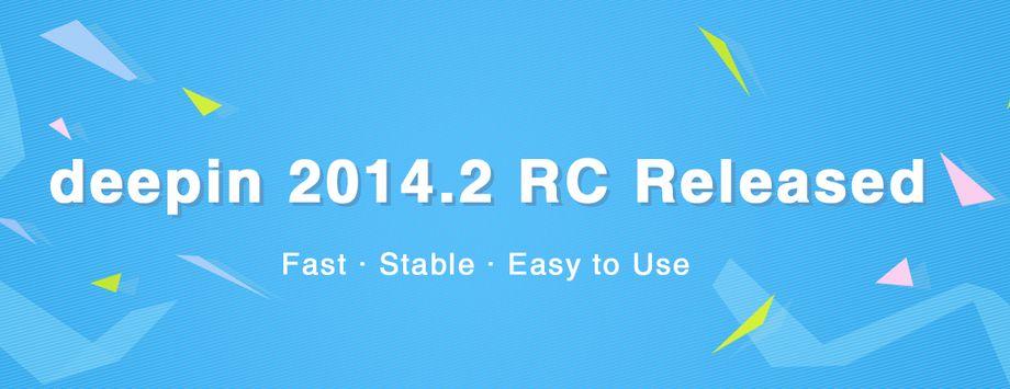 Linux Deepin 2014.2 RC