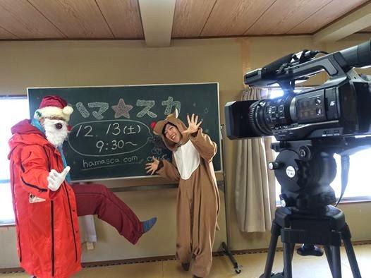 今日はテレビの取材を受けてきたぐん!