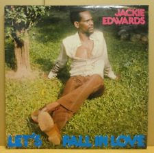 JACKIE EDWARDS LP