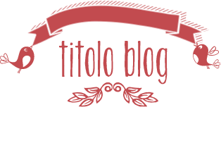 Titolo Blog- template nr. 11