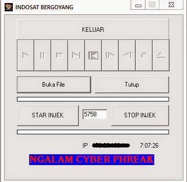 injek internet gratis indosat tanpa paket facebook
