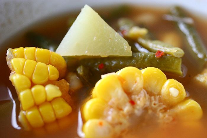 Resep bumbu dan masakan sayur asem segar nikmat