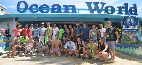 Men Universe Model 2013: At Ocean World