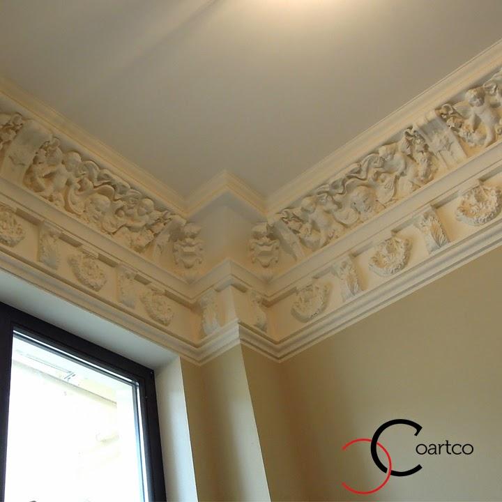 colt cornisa tavan, profile decorative interior, modele profile decorative