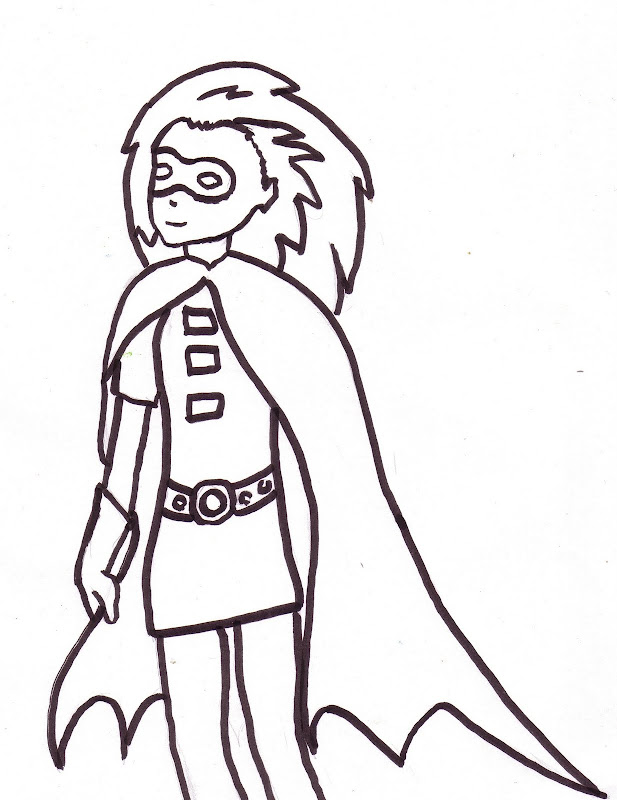 Robin (From 'Batman Brave and the Bold')- title=