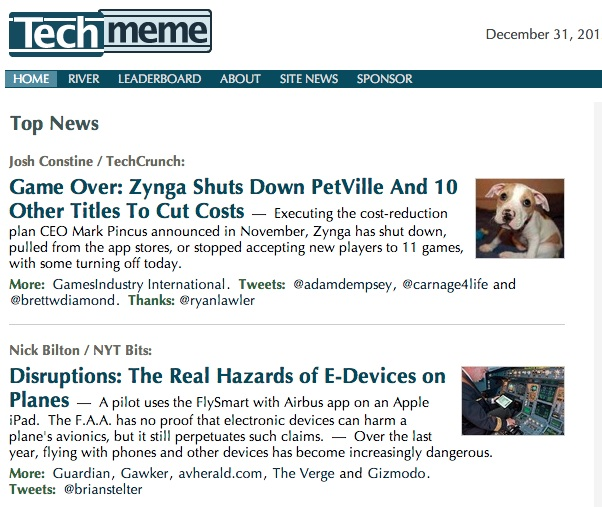 howto build a news aggregator in 100 loc