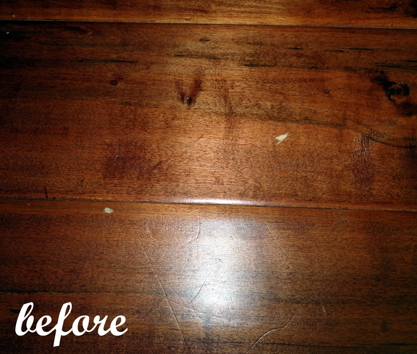 Repair Your Nicks Gouges And Scratches In Your Floors