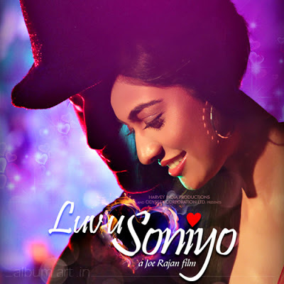 LUV U SONIYO LYRICS TITLE SONG Movie song