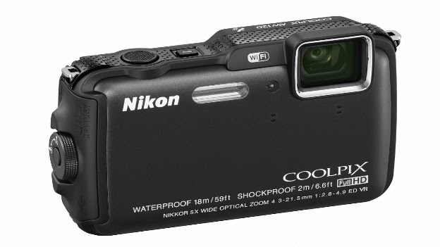 Seven New Coolpix Cameras Were Ready