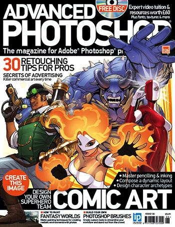 Advanced Photoshop Issue 126 September 2014