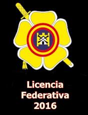 Solicitud Licencia Federativa 2016
