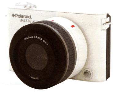 Polaroid : un compact sous Android