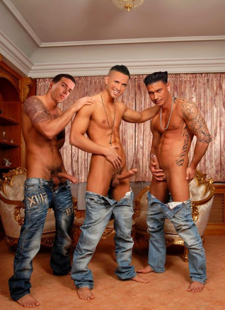 jersey shore pauly nude