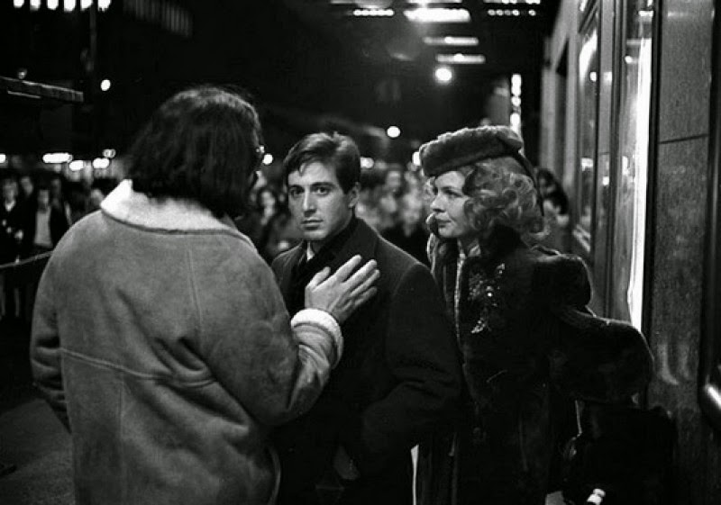 30 Amazing Behind The Scenes Photos From The Godfather