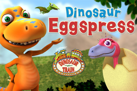Dinosaur Train Animated Series