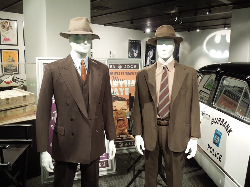 Original Gangster Squad police costumes