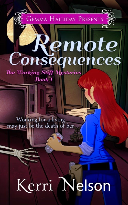 Remote Consequences by Kerri Nelson