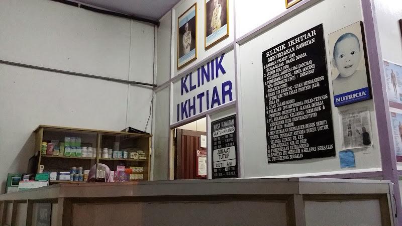klinik di kota bharu, klinik ikhtiar, klinik ikhtiar wakaf che yeh, no telefon klinik ikhtiar,