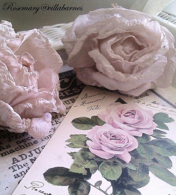Villabarnes tinted silk flowers mightylinksfo