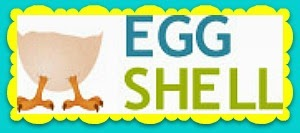 Welcome Egg Shell