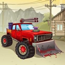 Jip Truck Yolu