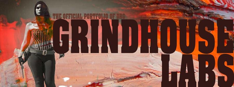"GRINDHOUSE LABS - The Artist's Portfolio of Dinesh ""DRG"" Gunaratne"