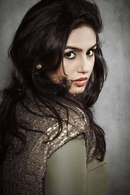 Actress Huma Qureshi's hot Photo shoot for Cineblitz