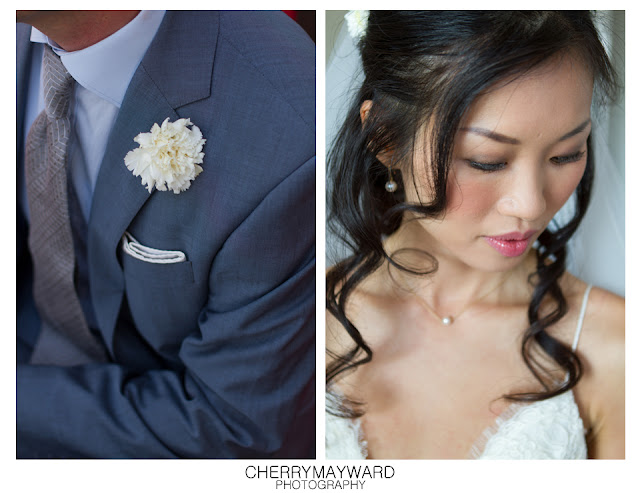 Bride and groom details, wedding at Beach Republic, Koh Samui