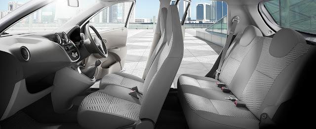 interior Datsun Go Surabaya