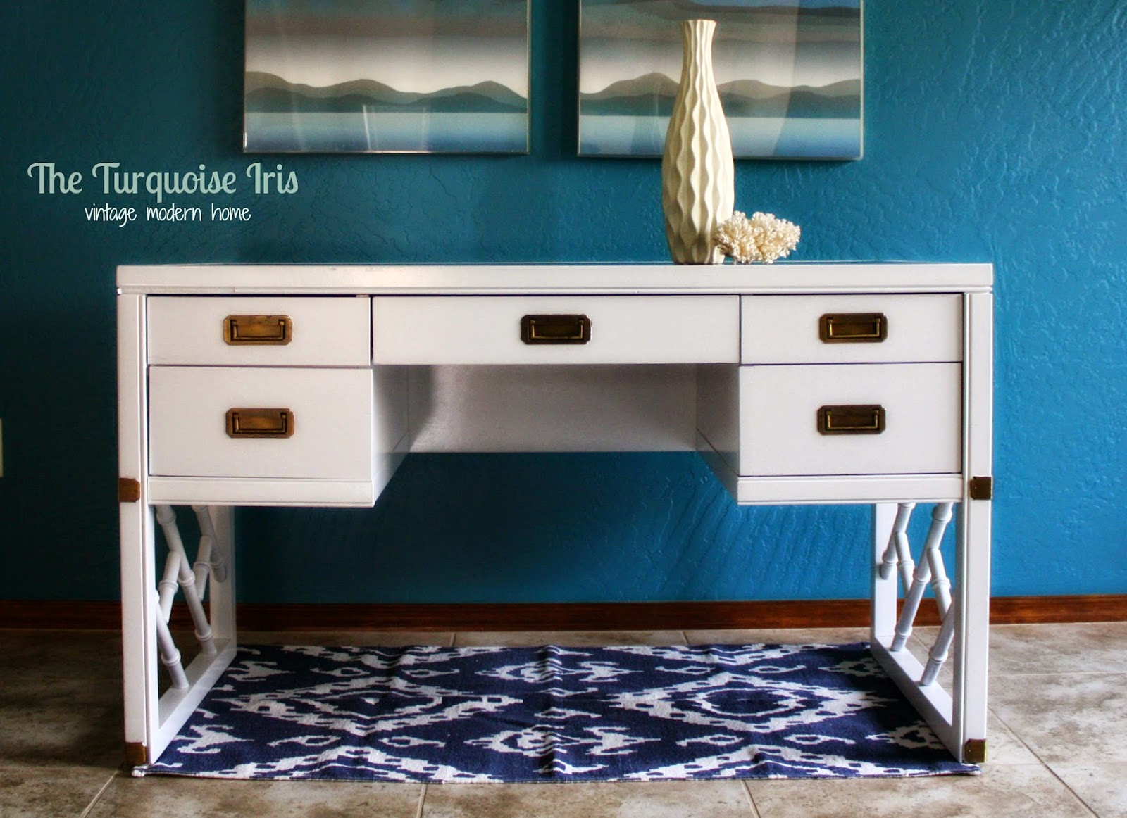 acrylic gloss high target campaign pin white luxe lifestyle painted the with desk