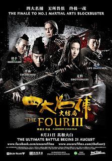 The Four 3 2014 Dual Audio Hindi BluRay 480p [300MB] ESubs