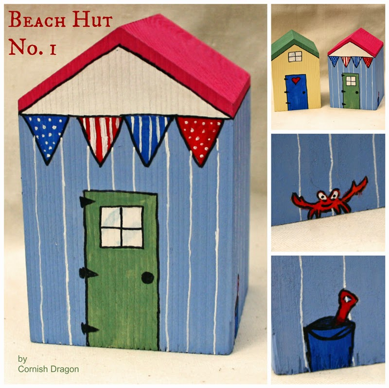 No. 1 Beach Hut