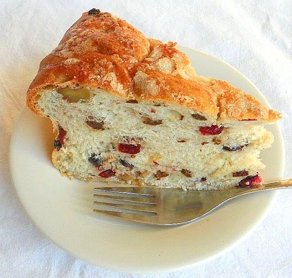 Fruit Cake Internal Temperature