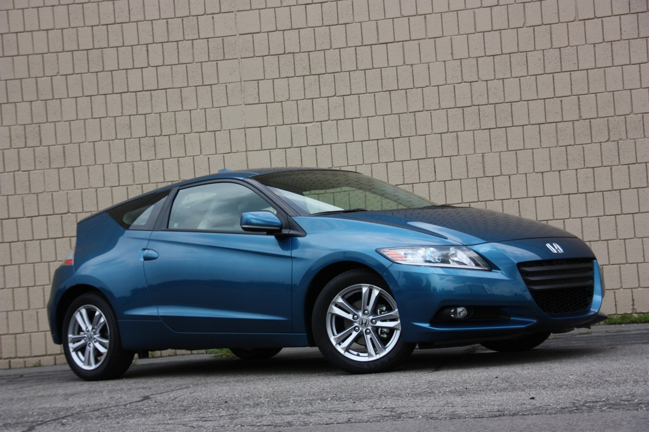 2011 Honda Cr Z Picture And Specs Automotive News