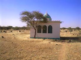 ضريح الشيخ محمد فاضل