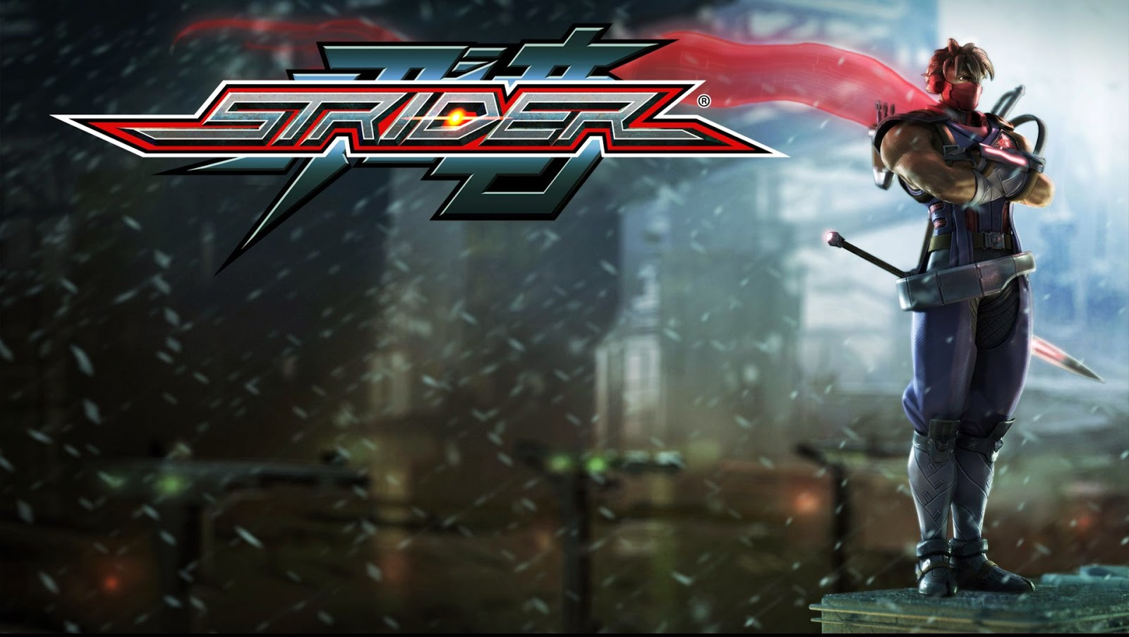 Strider 2014 PC Game Direct Download