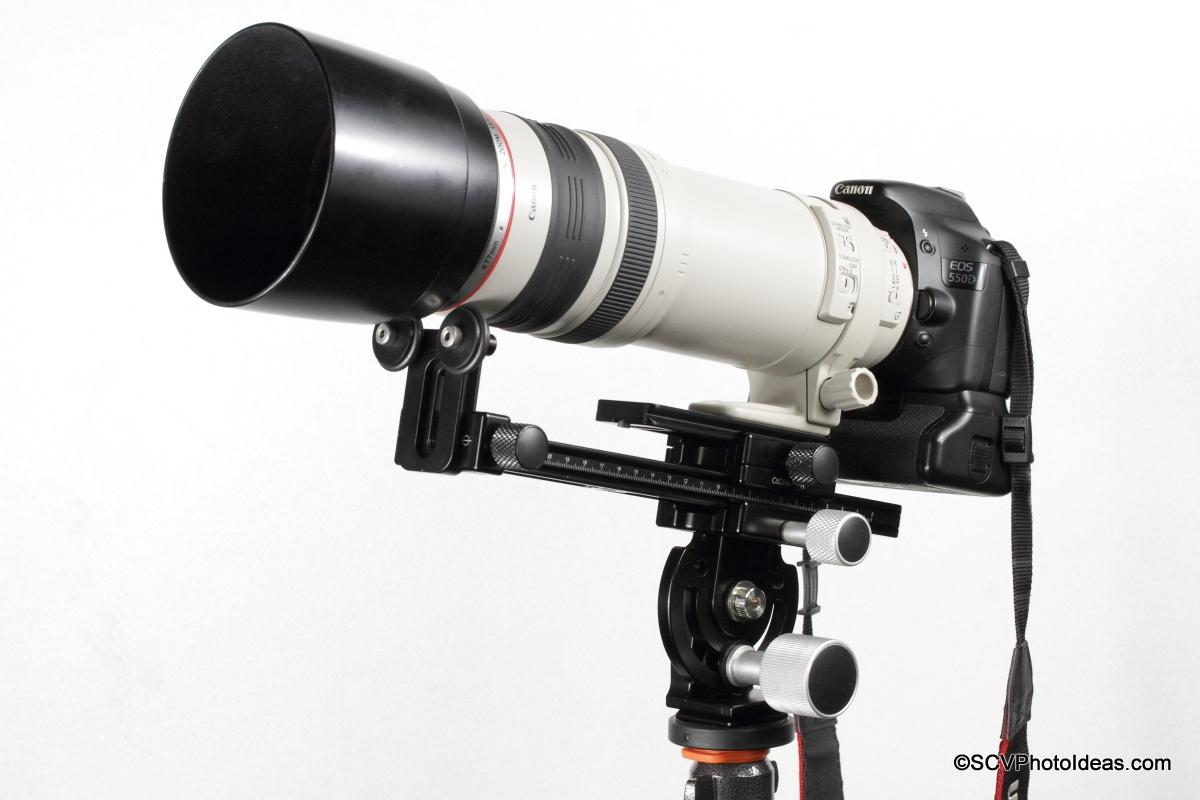Hejnar Photo MHR1 Head mounted on Triopo GX-1328 CF classic tripod + LLSB + Canon gear