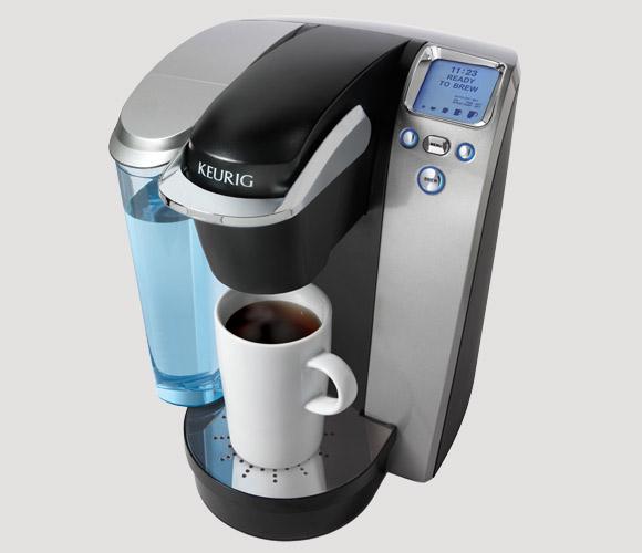 Keurig Coffee Maker Filter Problems : Keurig B70 Platinum available in 3 colors Keurig B70 Platinum Brewing System