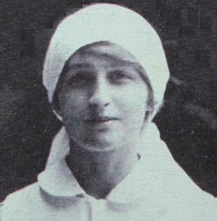 Vera Brittain, infirmière au front en 1914-1918