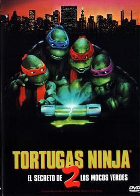 Las Tortugas Ninja 2 dvdrip latino