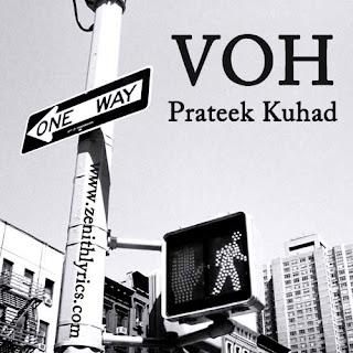Voh Lyrics - Prateek Kuhad