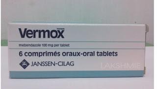 Dosierung vermox kindern