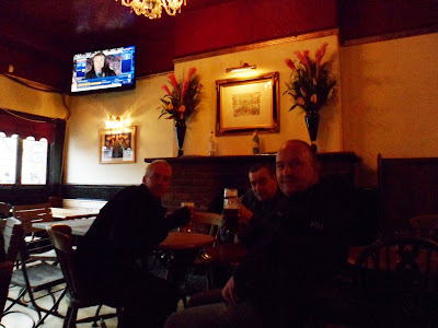 Cheers! from The Blind Beggar