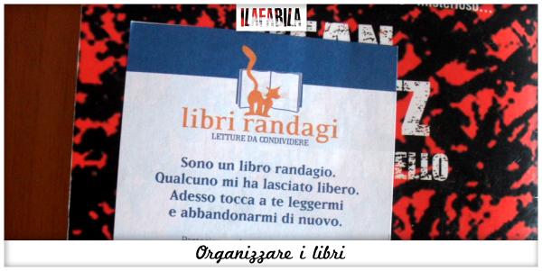 Organizzare i Libri - Libri Randagi
