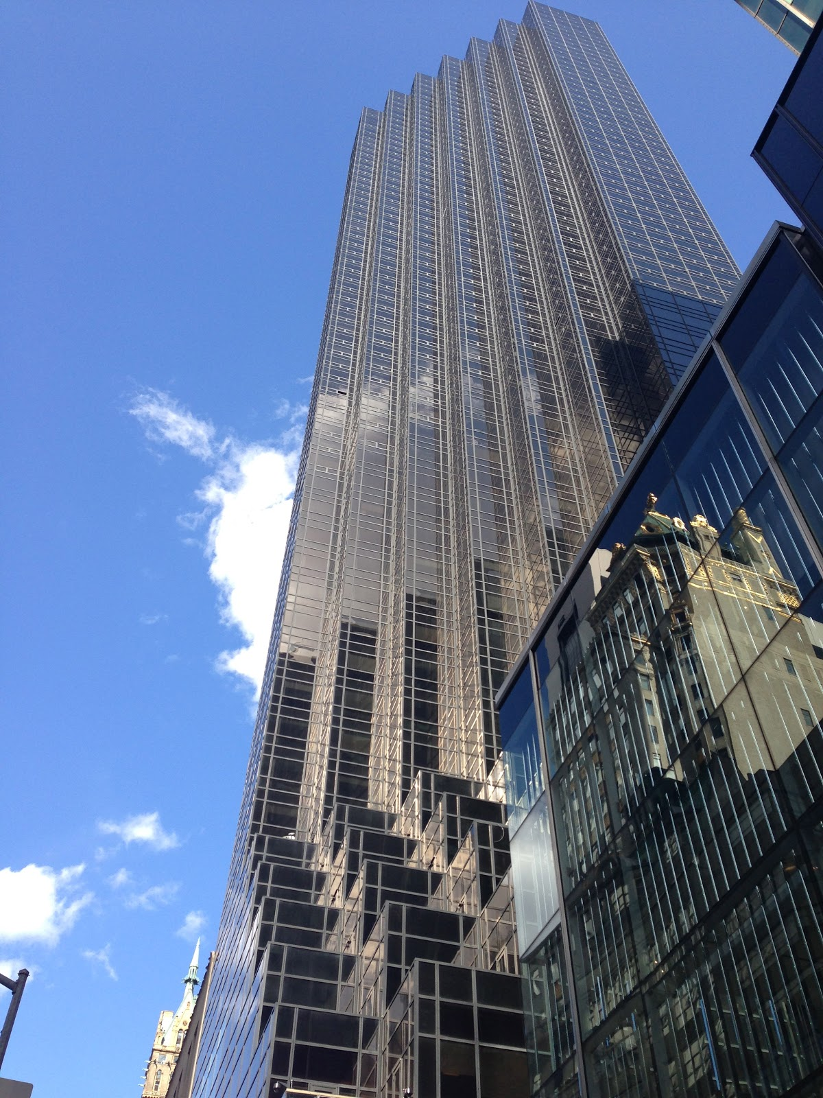 My World In Pennsylvania And Beyond Trump Tower New York