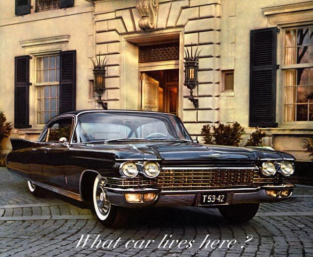 キャデラック・60スペシャル 7-8世代 | Cadillac Sixty Special (1959-64)