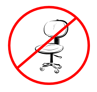 I get easily distracted by students moving and spinning in their chairs while trying to give instruction. This is often coupled by the sound of their feet ...  sc 1 st  Computer Teacher Solutions Blog & Computer Teacher Solutions Blog: ADHD in the Computer Lab? Get rid ...