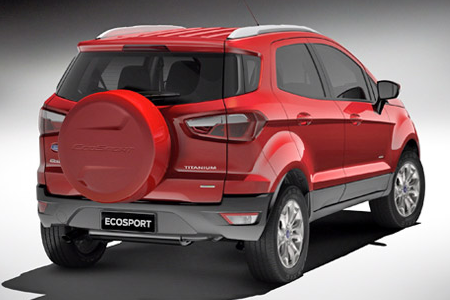 2013 Ford Ecosport Safety Features