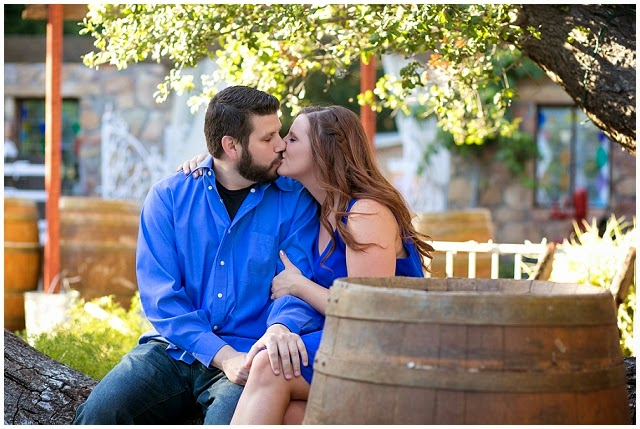 Whispering Oaks Terrace Engagement Photography Pala Temecula California